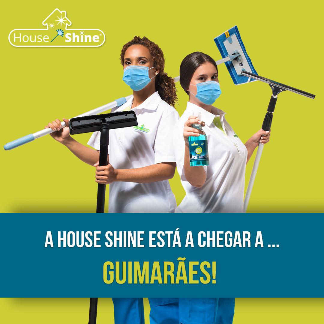 House Shine está a chegar a Guimarães