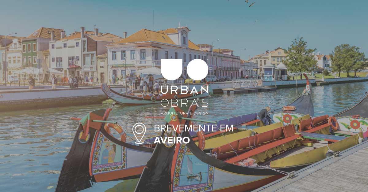 Urban Obras reforça expansão e assina contrato de franchising para Aveiro