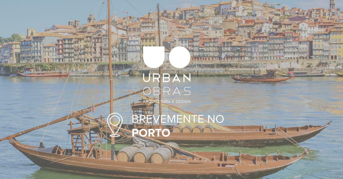 Novo Atelier Urban Obras no Porto